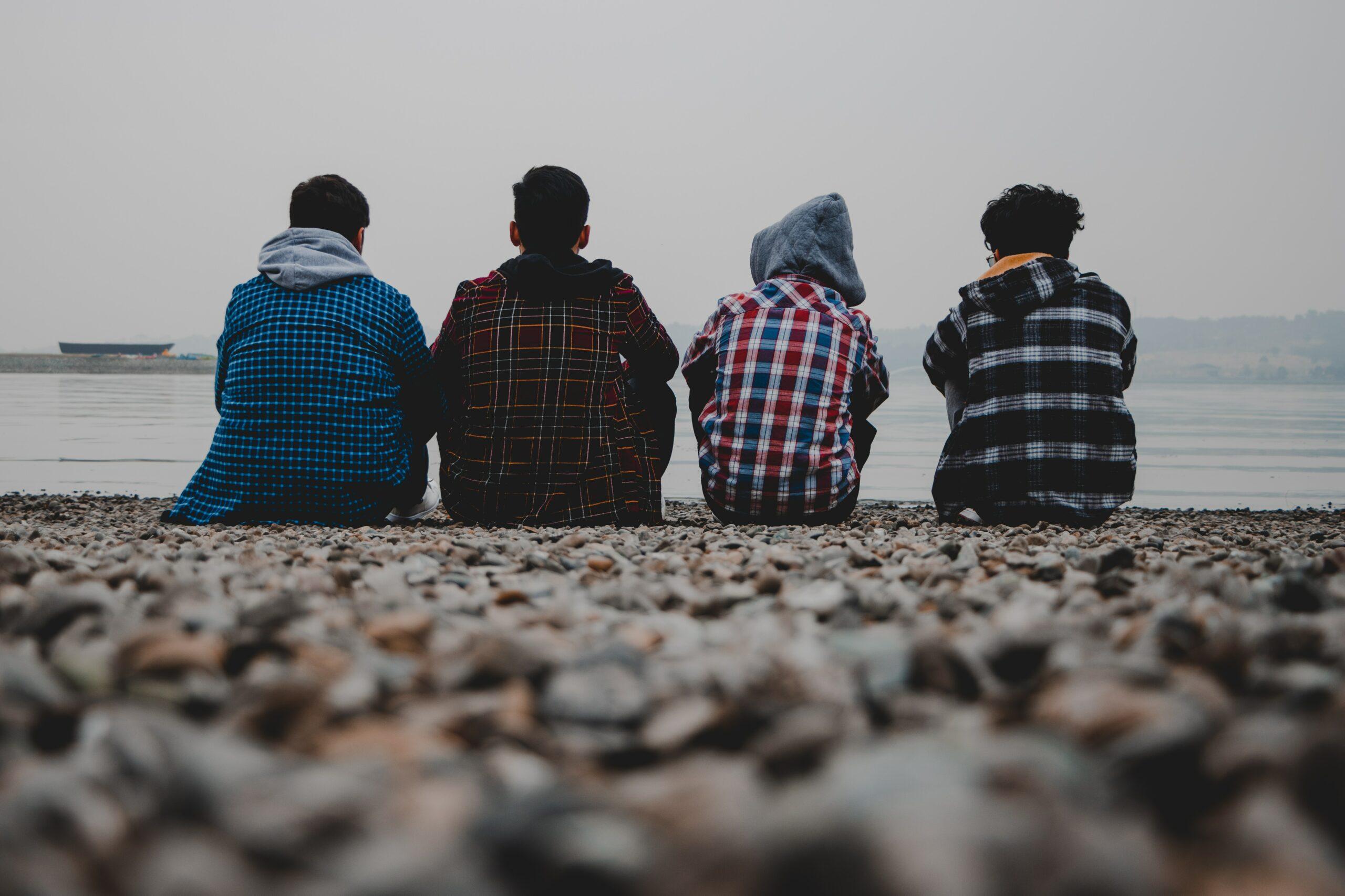 Teenagers often feel anxiety